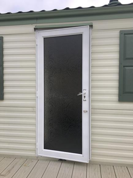 after replacement caravan double-glazed caravan doors Eyemouth